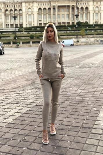 Compleu Vera din bumbac elastic Positive Fashion
